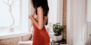 Djahina live escort in Bexley & erotic massage